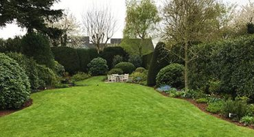 Neubepflanzung - Gartengestaltung - Garten Holz Vision | Gartenbau - Mönchengladbach