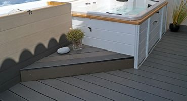 WPC Terrasse - Terrassenbau - Gartenbnau - Mönchengladbach Garten Holz Vision