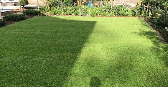 Anlage von Rasenflächen in Mönchengaladbach